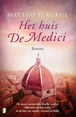 Florence_Boeken_Strukul_Het_huis_de_Medici