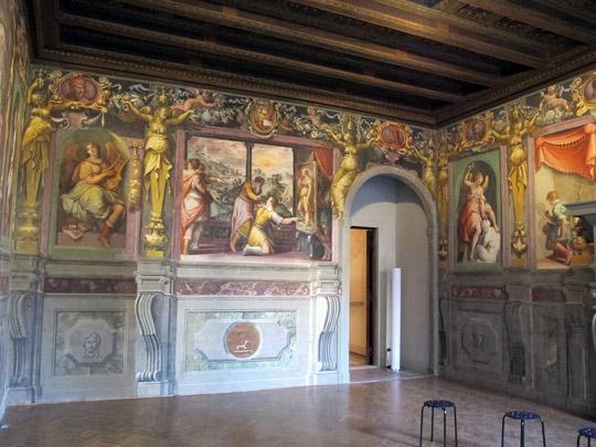 Florence_Casa_vasari_salone