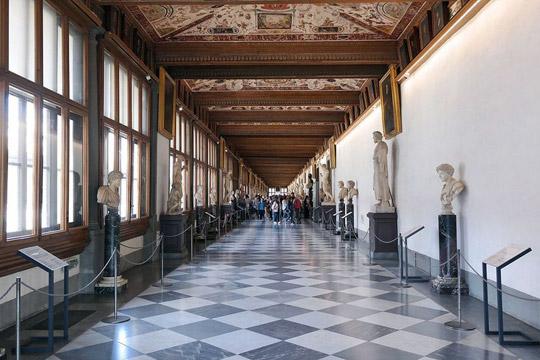 Florence_Galleria_degli_Uffizi
