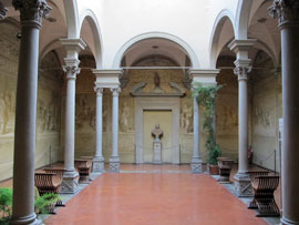 Florence_chiostro-scalzo