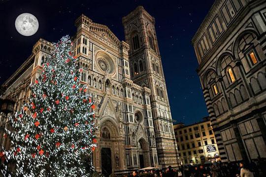 Florence_kerst-duomo
