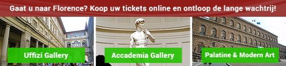 Tickets en kortingen Florence