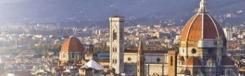 Wandeling langs de bouwkunst van Brunelleschi in Florence