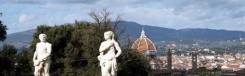 Giardino Bardini: tuin with a view