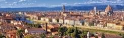 Schitterend uitzicht vanaf Piazzale Michelangelo