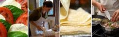 Dineren in stijl en workshops Italiaans koken